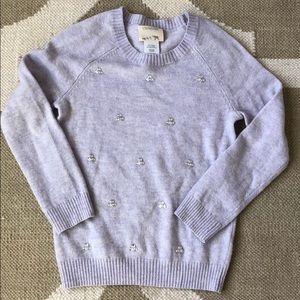 Crewcuts embellished sweater